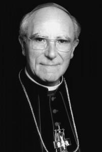 Bischof Josef Stimpfle