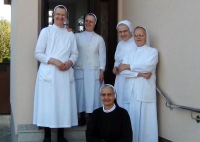 Dienerinnen Christi in Slavonski Brod (Kroatien)