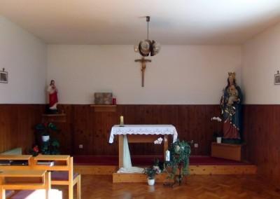 Kapelle im Haus der Dienerinnen Christi in Slavonski Brod (Kroatien)