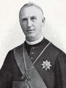 """""""Erzbischof Dr. Joseph Stadler 2 JS"""" von Baumgarten - Die Kath. Kirche in unserer Zeit. Lizenziert unter Public domain über Wikimedia Commons"""