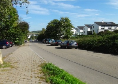 Das Haus der Dienerinnen Christi in Aldingen