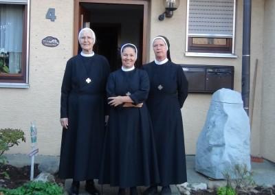 Das Haus der Dienerinnen Christi in Aldingen (D)