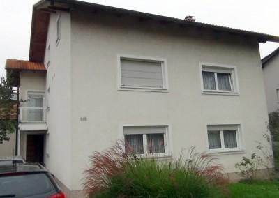 Das Haus der Dienerinnen Christi in Zagreb in Kroatien