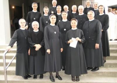 Die Dienerinnen Christi i in Königsbrun