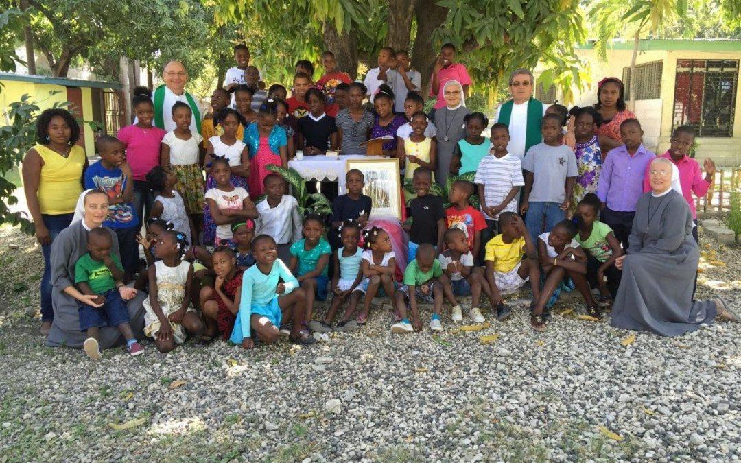 Ein Brief von Schwester Mirjam aus Haiti