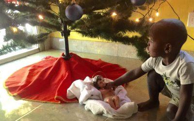 Weihnachtsgeschichte: eine 4-fache Mutter aus Haiti in Lebensgefahr