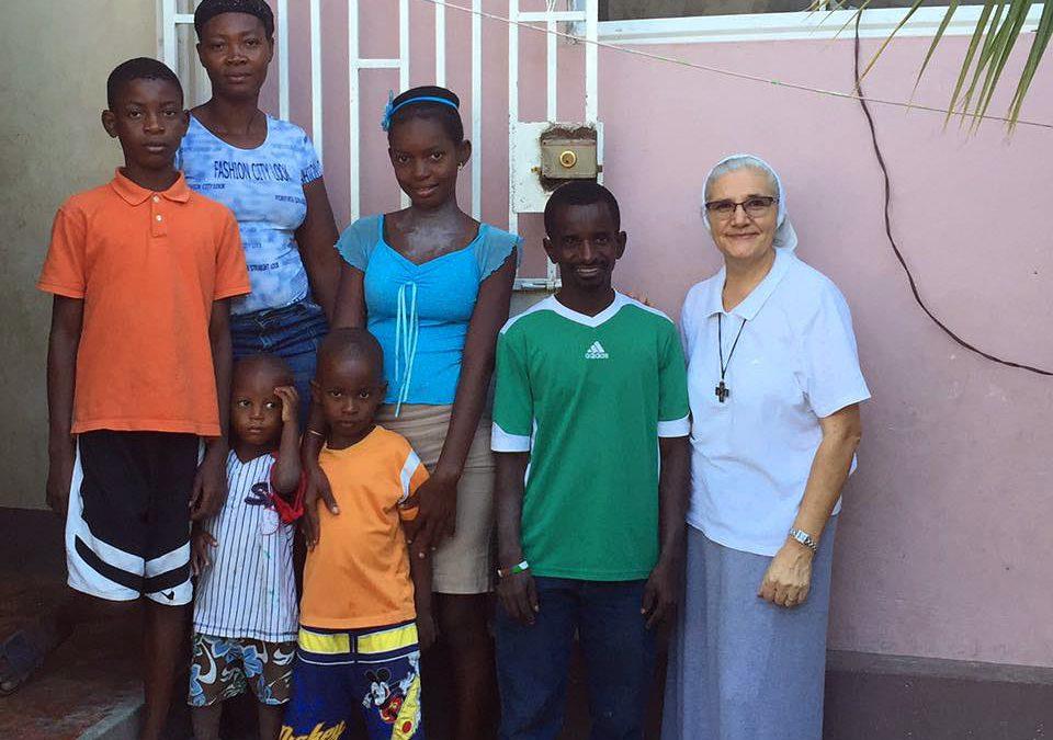 Neuigkeiten von Schwester Mirjam Filipovic aus Port au Prince