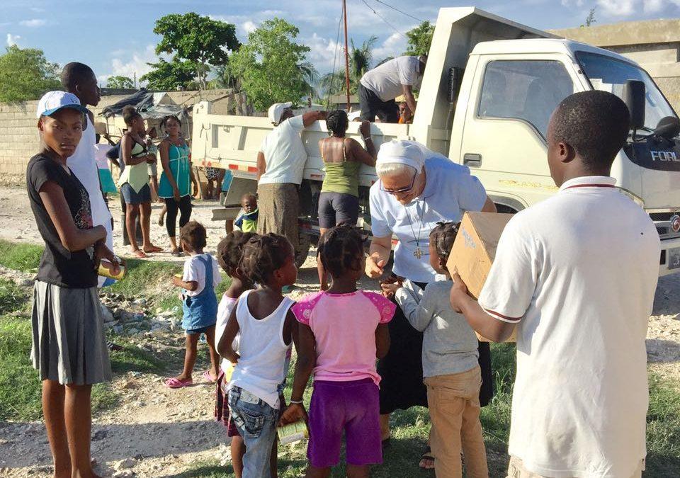 Grüße und Neuigkeiten von Schwester Mirjam aus Haiti