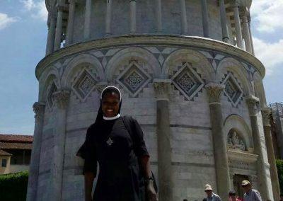 Ausflug nach Pisa Pfarrjugend Königsbrunn
