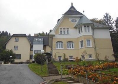 Das Haus der Dienerinnen Christi in Graz (A)