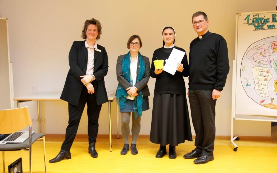 Schwester Andelina Tomic ist jetzt Palliative Care-Fachkraft