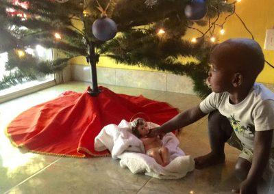 Weihnachten auf Haiti