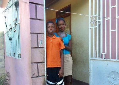 Sr. Filipovic in Port auf Prince