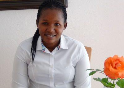 Justina Nthanze Mbithi