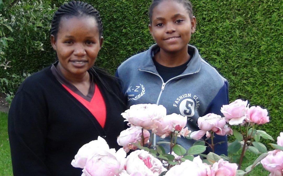 Neue Kandidatinnen Justina und Mercy stellen sich vor