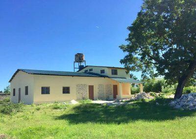 Das Missionszentrum in Haiti