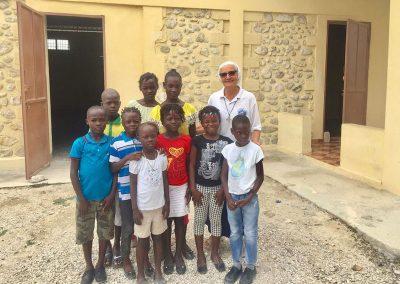Sr. Mirjam und Ihre Schüler