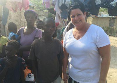 Besuch im Missionszentrum