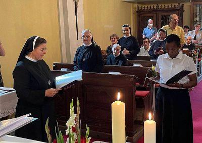 Noviziat der Schwesterngemeinschaft Dienerinnen Christi